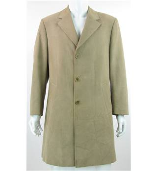 "Sand - Size: L/42"" - Sand coloured - Overcoat"