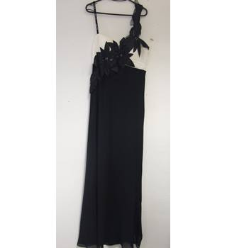 Ben de Lisi designed for Debenhams Evening Dress - Size: 10 - Black - Full length