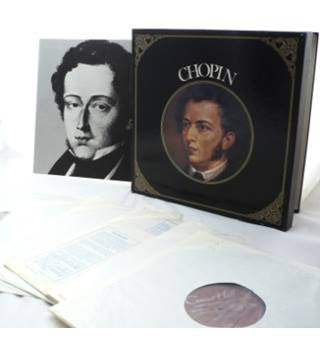 Chopin (6 record collection)