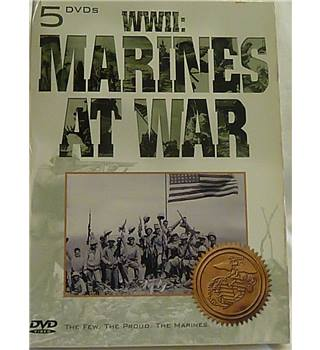 WWII:Marines At War
