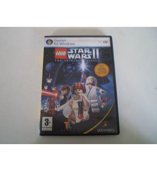 Lego Star wars II The Original Trilogy PC CD