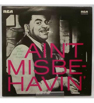 Fats Waller - Ain't Misbehavin' Fats Waller - INTS 5009