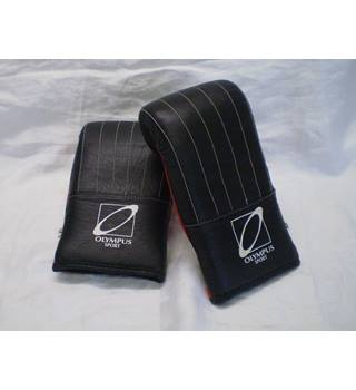 Olympus Sport Boxing Gloves - Size: Medium