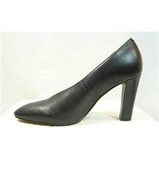 M&S Marks & Spencer - Size: 5.5 - Black - Court shoes
