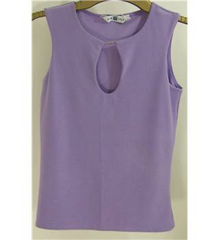 New Look - Size: 10 - Purple - Sleeveless top