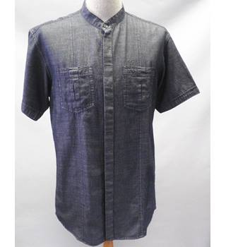 Octave size m grey short sleeved top
