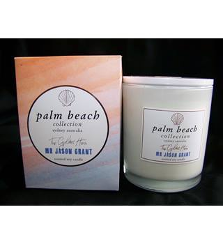Palm Beach Golden Hours Limited Edition Candle by Mr Jason Grant