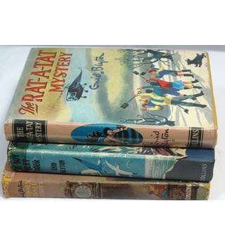 Enid Blyton Three Story Books