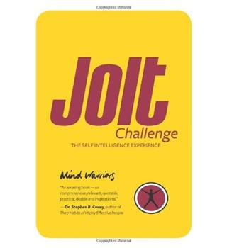 Jolt challenge - The self intelligent experience, Dr. Stephen R. Covey