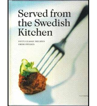 Served from the Swedish Kitchen
