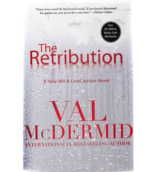 The Retribution - Val McDermid - Signed 1st US edtion