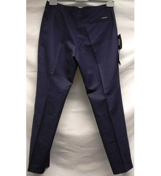 "Stromberg - Size: 32"" - Blue - Trousers"
