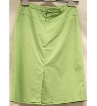 Basler - Size: 16 - Green - Calf length skirt