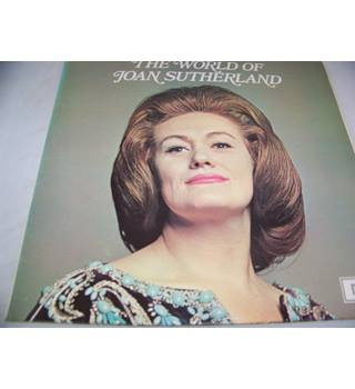 the world of joan sutherland - spa 100