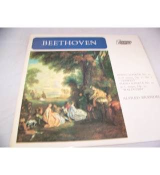 Beethoven 2 piano sonatas Alfred Brendel - tv 34115ds