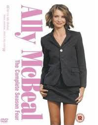 Ally McBeal The Complete Season 4