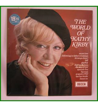 Kathy Kirby - The World of Kathy Kirby -  SPA 84