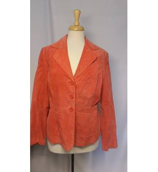 Barisal - Size: 10 - Orange - Jacket