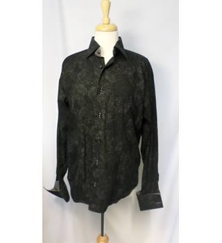 Guide London - Size: L - Black - Long sleeved shirt