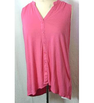 M&S Marks & Spencer - Size: 12 - Pink - Vest