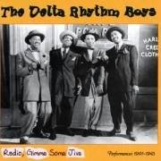 The Delta Rhythm Boys CD Delta Rhythm Roys