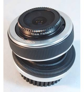 LENSBABY Composer Pro II and 12mm Fisheye Lens