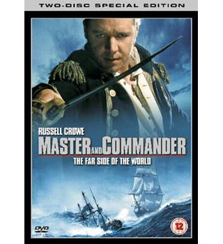 MASTER AND COMMANDER - THE FAR SIDE OF THE WORLD 12