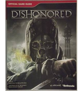 Dishonored Official Strategy Guide