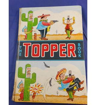 The Topper Book 1965
