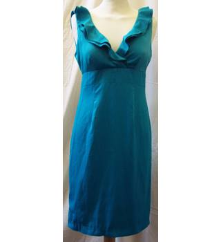 Red Herring - Size: 8 - Green - Cocktail dress