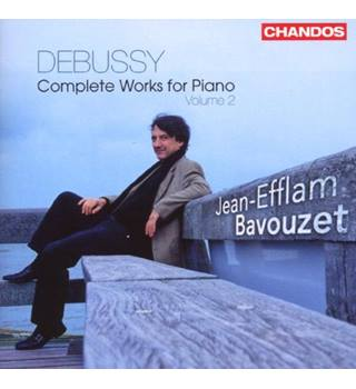 DEBUSSY Complete Works for Piano Vol. 2