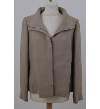 Zara - Size: XL - Light Brown - Casual jacket / coat