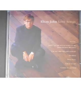 Love Songs - John, Elton