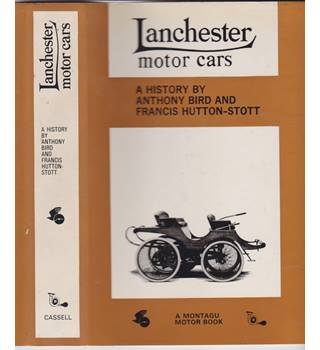 Lanchester Motor Cars - a History