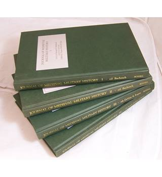 Journal of Medieval Military History Vols 1-4