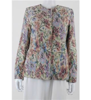 Dash - Size 12 - Floral Long Sleeve Jacket