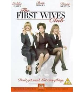 The First Wives Club PG