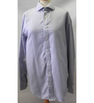Charles Tyrwhitt size L blue long sleeved