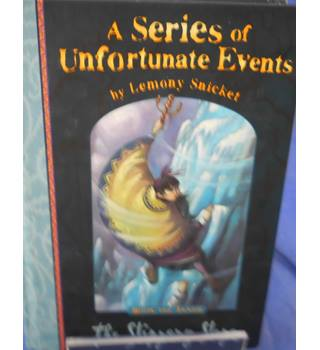 The Slippery Slope: Book the Tenth (A Series of Unfortunate Events by Lemony Snicket)