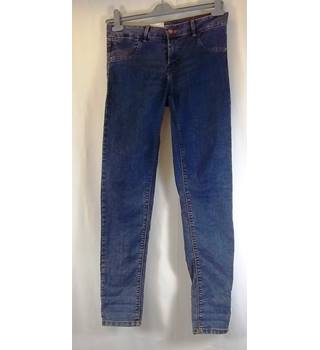 "Pull and Bear - Size: 32"" Waist - Blue - Jeans"