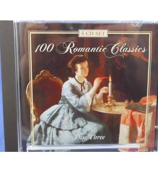 100 Romantic Classics CD3 - Various Artists