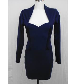 Vesper navy dress Size 12