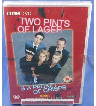 Two Pints of Lager & a Packet of Crisps - Series 6 15