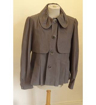 BNWT Kaisely Cotton Jacket - SIze 14 - Col: Mink