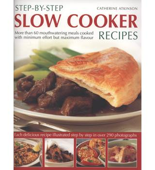 Step-by-step slow cooker recipes