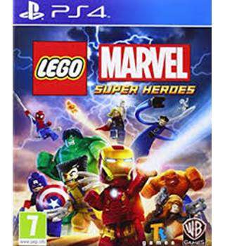 Ps4 Lego Marvel