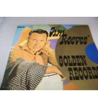 jim reeves' golden records - ints 1070