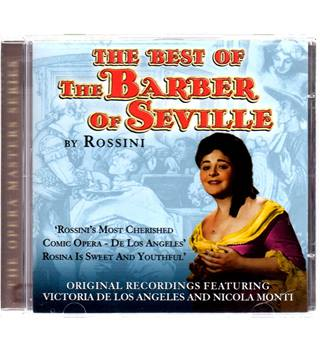 The Best Of The Barber Of Seville by Rossini