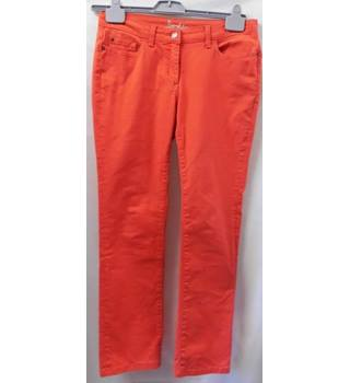 Boden - Size: 12p - Red - Jeans