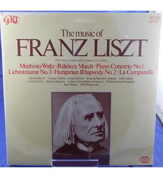 Liszt: The Music of Franz Liszt Various - 62044
